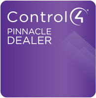 We're A Pinnacle Control4 Dealer